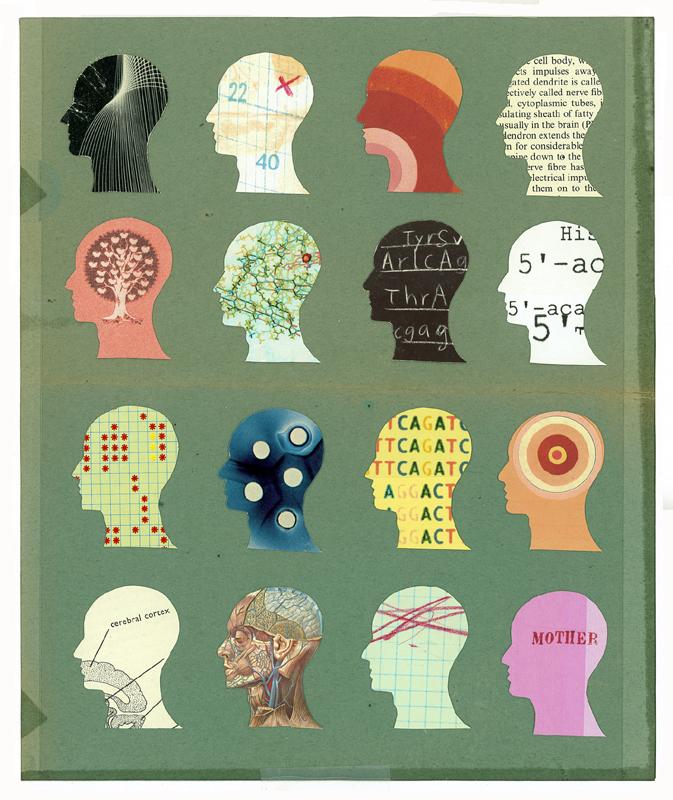 Mental Illness Heads